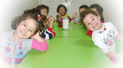 Akıl Küpü Ön Okul - Yemek
