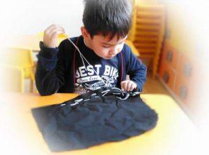 1projelerimiz sayfasında montessori eğitimi yazısının yanına