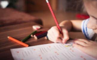 Okula Yeni Başlayan Çocuktan Mektup